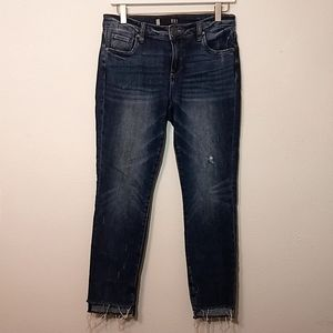 KUT From the Kloth Reese Ankle Straight Leg Jean 2